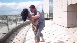 Романтическое свидание на крыше в спб