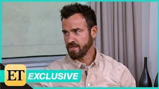 Justin Theroux Talks His Romantic Gesture Gone Wrong (Exclusive)