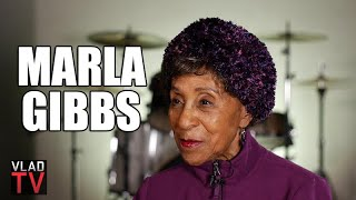 Marla Gibbs: Black Actors were Mostly Given Janitor Roles when I Started (Part 1)
