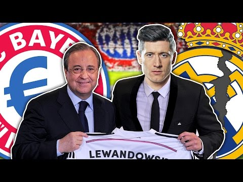 REVEALED: Robert Lewandowski REJECTS Real Madrid To Sign New Deal! | Transfer Talk