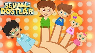 Finger Family song and more... Happy Kids songs and nursery rhymes