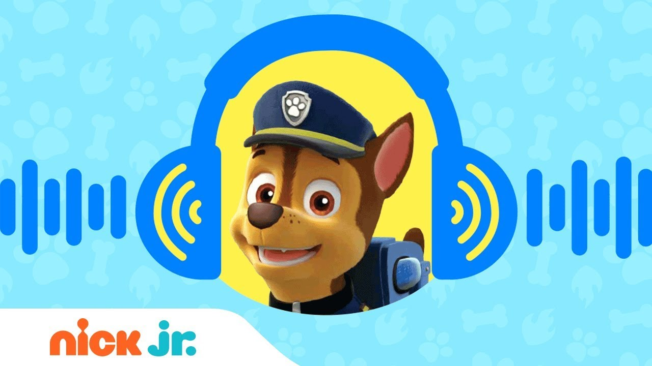 Use Your Earsw PAW Patrol Ultimate Police Rescue