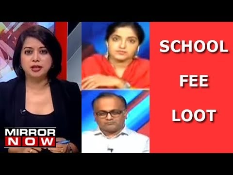 No Limit To What Schools Can Charge For Education? | The Urban Debate With Faye D'souza