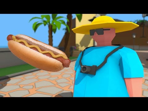 Mission - Buy a Hot Dog (Island Dash)