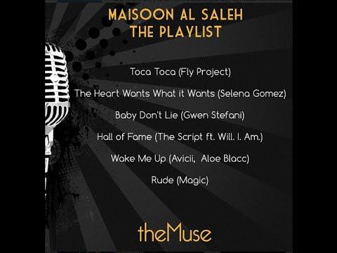 Maisoon Al Saleh on The Muse - Abu Dhabi Classic FM