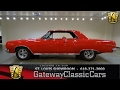 #7183 1965 Chevrolet Chevelle - Gateway Classic Cars of St. Louis