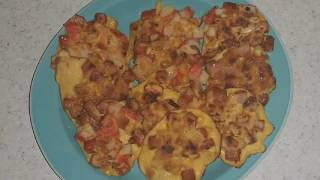 오늘은 맛살 옥수수 햄전/지글보글 요리주방