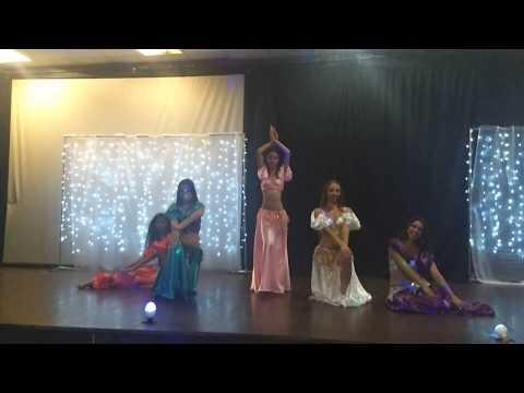 Espaço Patrícia Cavalcante Dança do Ventre Nancy Ajram - Belly Dance Group