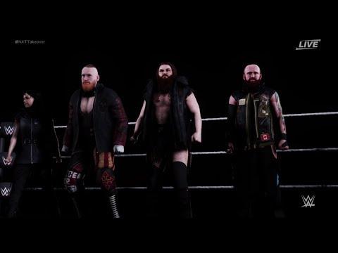 WWE 2K18 | Tag Team Entrances