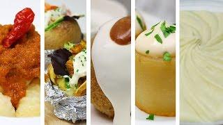 TOP 5 PATATA | Cinco recetas con patatas para impresionar