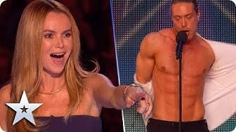 NO WAY! Most SURPRISING auditions! | Britain's Got Talent