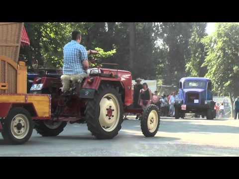 Oldtimer Treffen Made in Germany Bulldog Dampf und Diesel 2015 in Leipzig Juli 2015 Teil6/6