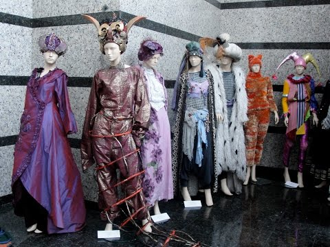 The Costume Designer - In the Wings - Stagecraft 101 - WE LOVE THEATRE