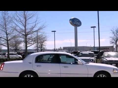 2011 Lincoln Town Car Hurst Tx Youtube