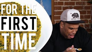 Black People Try African Food 'For the First Time'