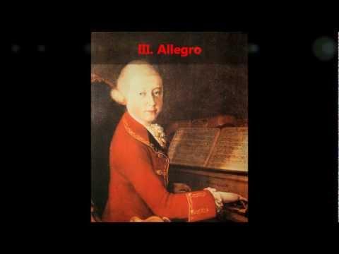 Mozart - Piano Sonata No. 4 in E flat, K. 282 [complete]