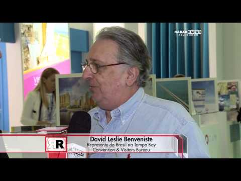 Radar Television com Octavio Neto - Tampa Bay Convention & Visitors Bureau