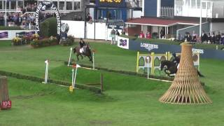 Cloture CSIO Dublin 2013 : Sensations fortes garanties !
