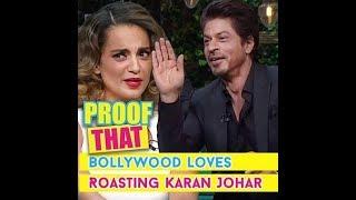 Proof That Bollywood Loves Roasting Karan Johar #KWK | MissMalini