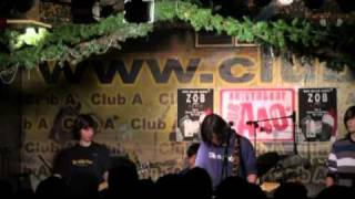Blue Pulse - Purple Haze (Jimi Hendrix cover) Live @ Club A