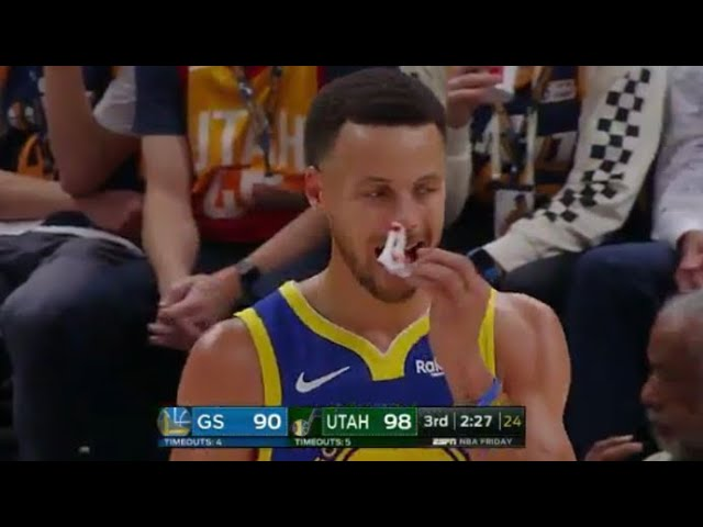 steph-curry-nosebleed-wants-to-play-with-tissue-hanging