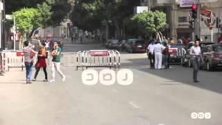 رصد | قوات الأمن تحاصر محيط الصحفيين تزامنًا مع وقفة للمعتصمين بداخلها