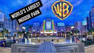 Warner Bros. World Abu Dhabi 2019 Tour & Review with Hyde