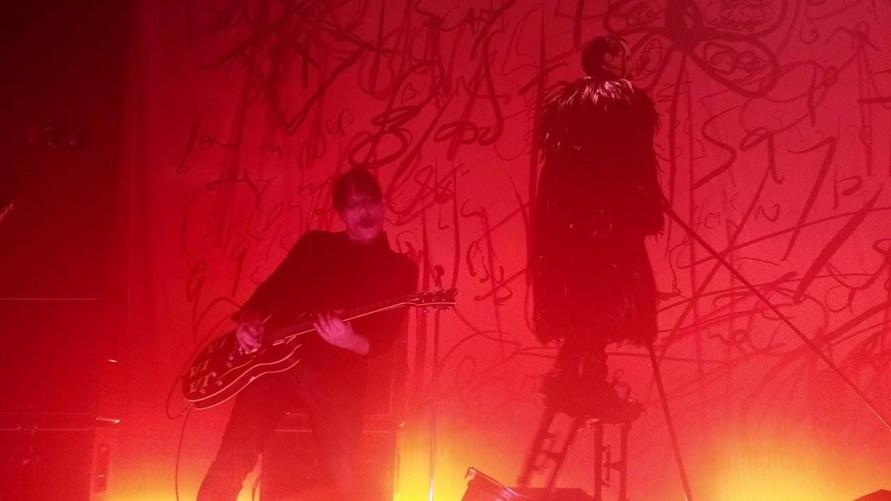 Marilyn Manson New York : marilyn manson tourniquet hammerstein ballroom new york ny september 30 2017 youtube ~ Russianpoet.info Haus und Dekorationen