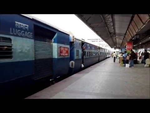 Patna to Saharsa by Kosi Express