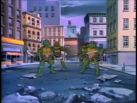 ninja turtles 1987 theme song