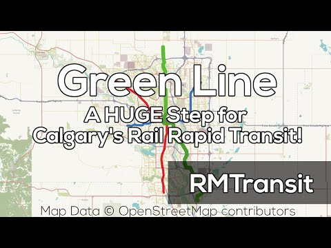 Calgary Green Line: Biggest Project in the City's History | In the News