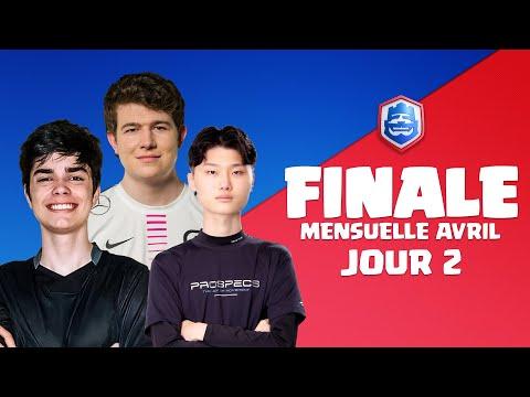 Clash Royale League 2021 : Finale d'Avril | Jour 2 ! (Français)