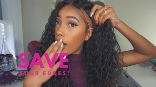 Save Your Edges!!! Stop Wigs from Sliding! No Glue No Tape: WiGGrip thumbnail