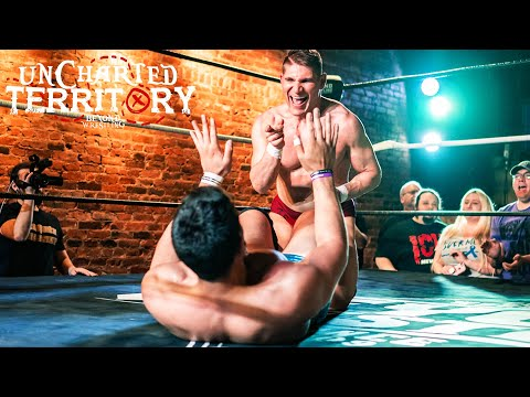 [Free Match] Discovery Gauntlet: Thomas Santell v Jaxon Stone | Beyond Wrestling #UnchartedTerritory