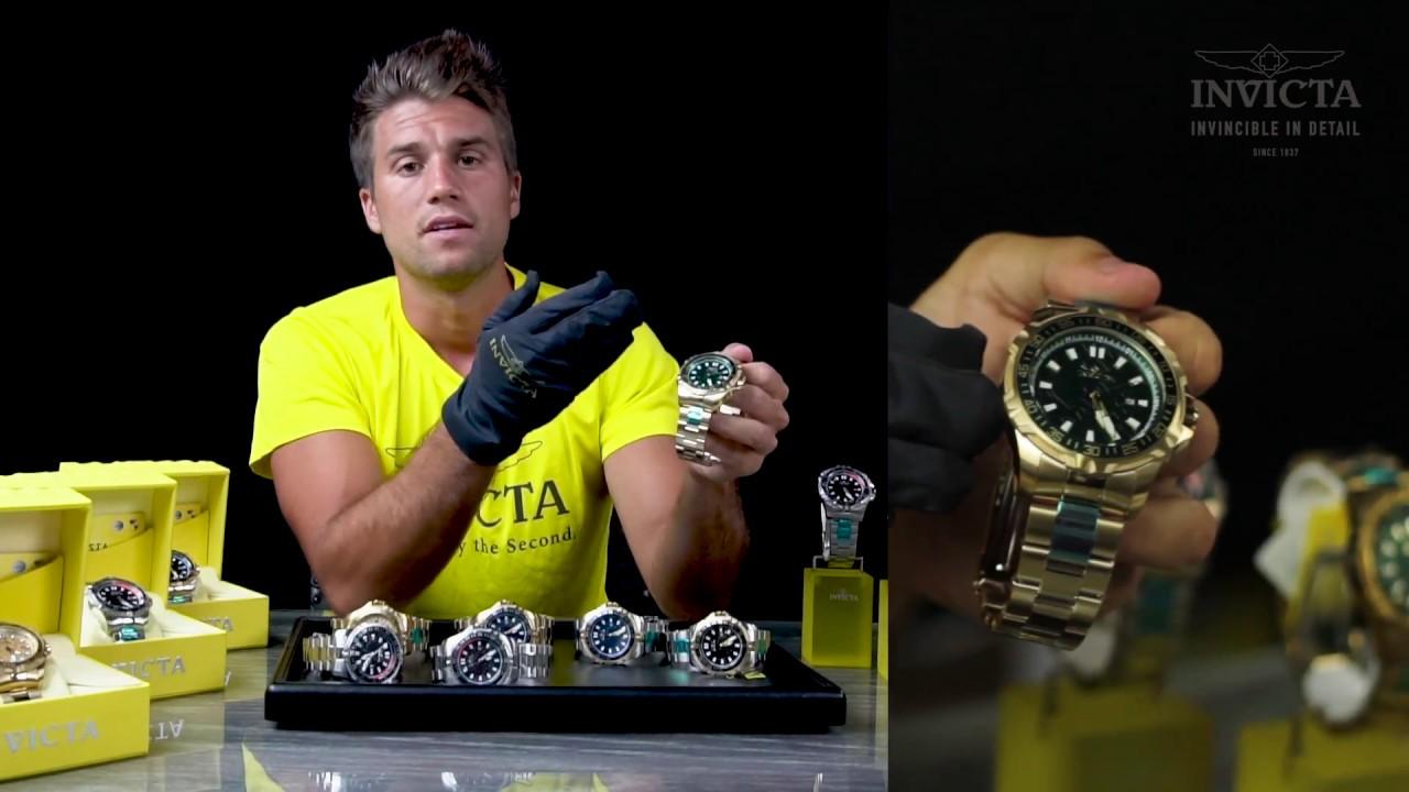 nueva estilos e276e eb721 Increíbles relojes Invicta Pro Diver en INVICTAMEXICO.COM
