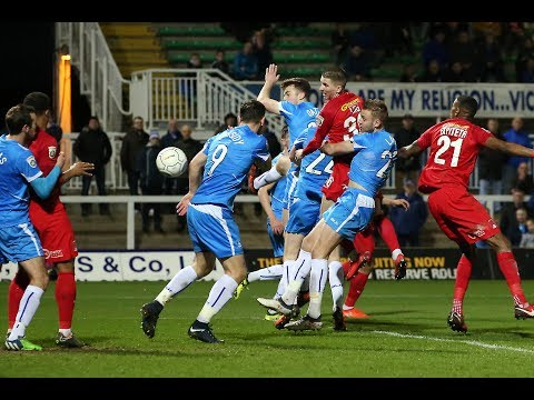HIGHLIGHTS: Hartlepool United v Leyton Orient