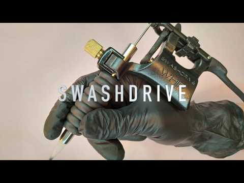 Машинка для ПМ перманентного макияжа (татуаж) SWASH Drive