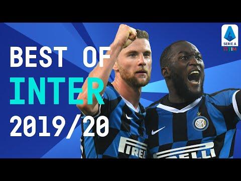 Best of Inter | Lukaku, Lautaro, Candreva | 2019/20 | Serie A TIM