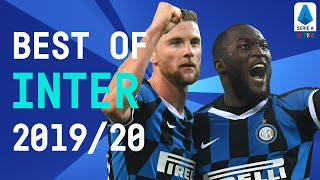 Best of Inter | Lukaku, Lautaro, Candreva | 2019/20 | Serie A TIM