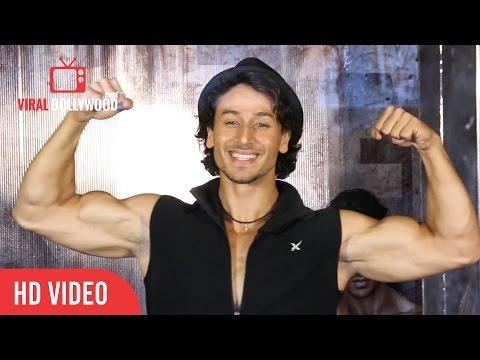 I Love Hrithik Roshan | Tiger Shroff | Baaghi | Viralbollywood