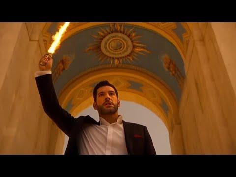 Download Lucifer 5ª Temporada Parte 2 - Lucifer se torna Deus e derrota Miguel - Cena Final •Ep.16•