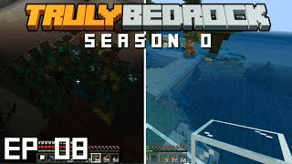 Truly Bedrock S0E8 The big prank: Walking dead and island flooding