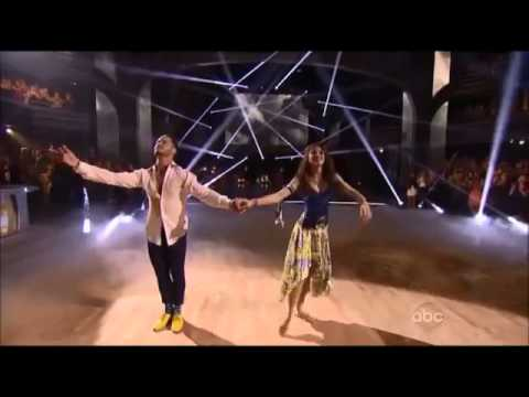 Zendaya Coleman Dancing witch the stars Semaine 1 (18 mars 2013)