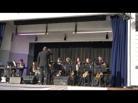 """Manteca"". Wildcat Jazz Band, South Miami Middle School"