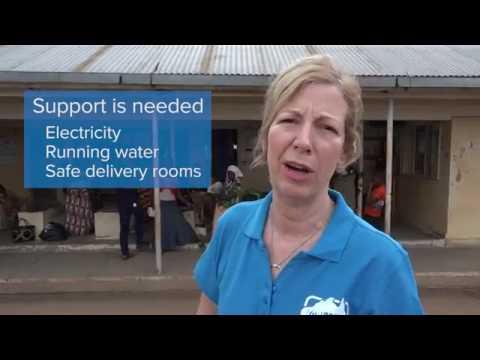 From the field: Mukondo health centre in Uganda