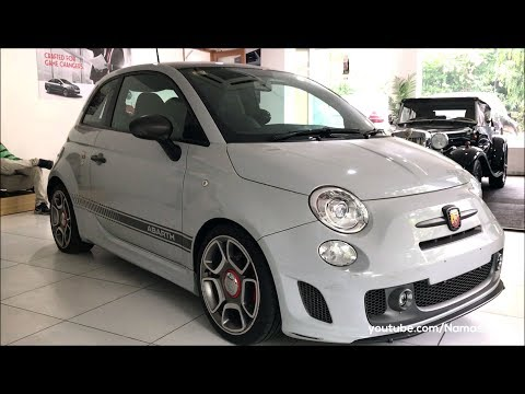 Abarth 595 Competizione 2015   Real-life review
