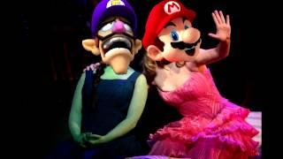 getlinkyoutube.com-Mario and Waluigi in Popular (Wicked)