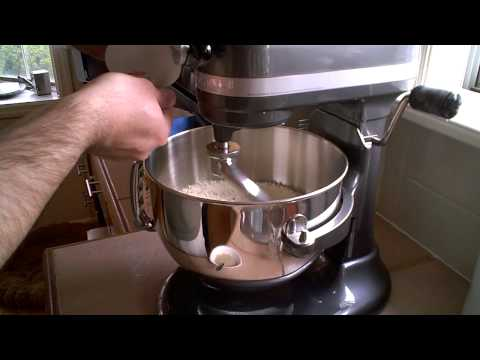 Kitchenaid Professional 600 stand mixer review