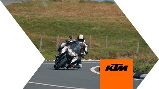 THE ISLE OF MAN GT: Michael Rutter and the 2019 KTM 1290 SUPER DUKE GT | KTM