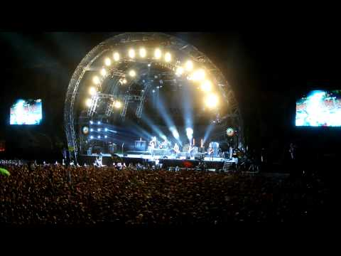 Die Toten Hosen live - Azzurro